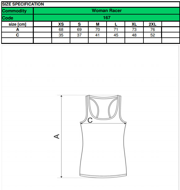 női sport trikó t-hatú